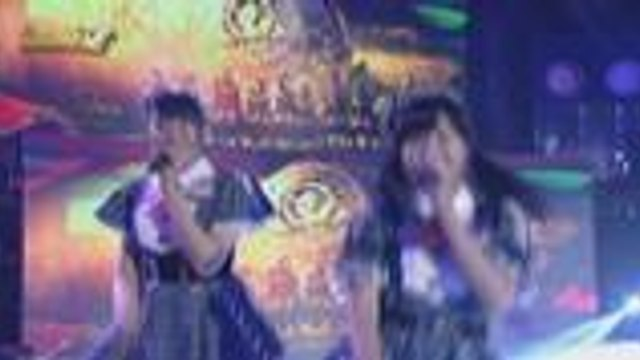 J-Pop group AKB48 good vibes performance in It's Showtime