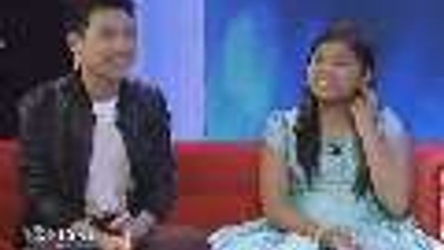 Darren and Elha sing what they want the most for Christmas on Fast Talk