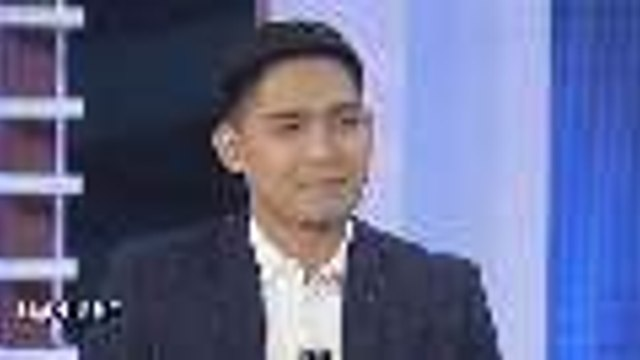 Robi Domingo admits he was traumatized by a love scene he did with Andi Eigenmann