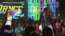 Dancefloor Royalties Maja and Enrique groove to a new dance hit on Dance With Me