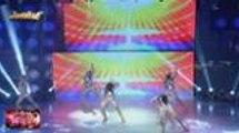 Nakakaaliw na buwis buhay stunts ng GFENIMA Dancers sa Todo BiGay