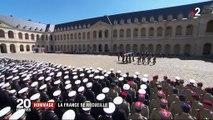 Militaires tués : la France s'est recueillie en hommage à ses héros