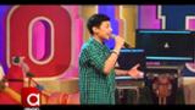 WATCH: EXCLUSIVE! Darren Espanto Sings on #ASAPChillout
