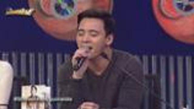 Erik Santos, nagbigay ng sample ng kanyang bagong christmas song