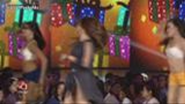 Maja and Enrique on groove to 'Sorry' of Justin Bieber on Dance With M.E.