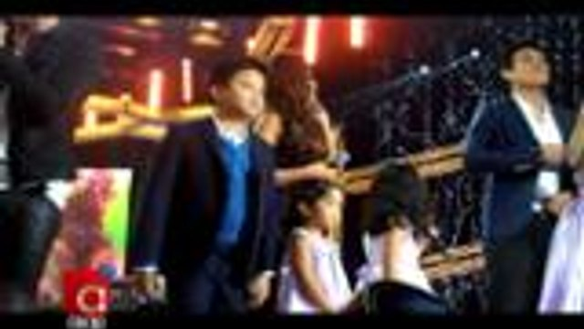 BTS EXCLUSIVE: Cast of MMFF Movie 'All You Need Is Pag-ibig' on ASAP 20