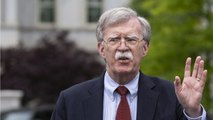 John Bolton Says US 'Not Seeking War' But Prepares To Respond To Attacks