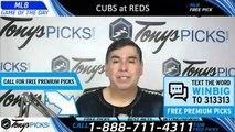 Chicago Cubs vs. Cincinnati Reds 5/14/2019 Picks Predictions