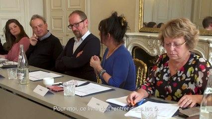 Les délibérations du Prix Orange du Livre 2019 - Sélection des 5 finalistes - lecteurs.com