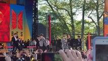 [빙탄 소년단 ] 16052019 BTS Fire GMA Summer Concert Series Fancam Live HD