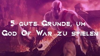 5 gute Gründe, um God Of War zu spielen