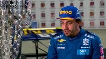 Fernando Alonso y McLaren vuelven a Indianápolis