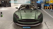 Drag Racing win level 6 career Aston Martin one with 1 tune