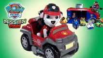 Paw Patrol Mission Paw Marshall Rescue Rover || Keiths Toy Box
