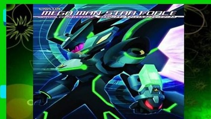 Mega Man Star Force Resource   Learn About, Share and