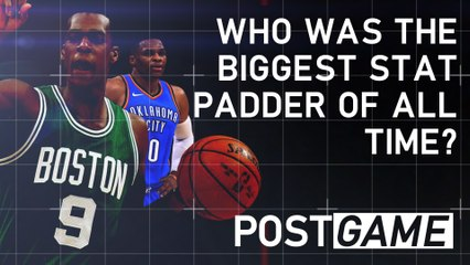POST GAME | Biggest Stat Padder Of All Time
