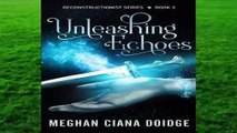 About For Books  Unleashing Echoes: Volume 3 (Reconstructionist) by Meghan Ciana Doidge