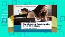 Full E-book  Systems Analysis and Design (with CourseMate, 1 term (6 months) Printed Access Card)