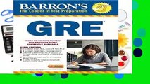 Barron s GRE with Online Tests  Best Sellers Rank : #2