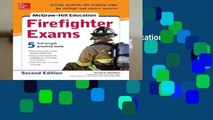 About For Books  McGraw-Hill Education Firefighter Exam, 2nd Edition (Mcgraw-Hill Education