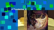 The Axe of Sundering  Review
