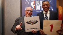 NBA Draft Lottery Results 2019: Pelicans Earn No. 1 Pick