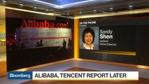 Alibaba and Tencent Report Later Amidst Trade Tension