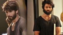 Bollywood Star Shahid Kapoor Comments On Vijay Devarakonda    Filmibeat Telugu