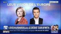 Parcours, style, vision de l'Europe... Trois points qui opposent Nathalie Loiseau et Jordan Bardella