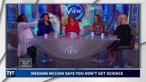Whoopi Goldberg Dunks On Meghan McCain