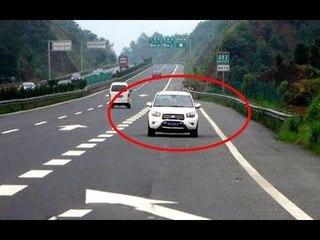 """女司机高速逆行10公里,交警三观被毁,电话通知她去驾校""""回炉"""""""