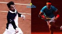 """ATP - Rome 2019 -Jérémy Chardy : """"Rafael Nadal reste favori pour Roland-Garros"""""""
