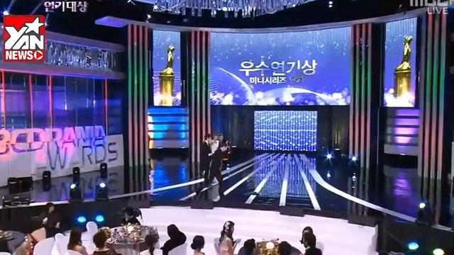 [Video news]  Park Yoo Chun (JYJ) thắng lớn tại các giải thưởng phim truyền hình