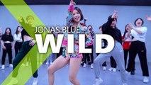 Jonas Blue - Wild ft. Chelcee Grimes, TINI, Jhay Cortez / HAZEL Choreography.