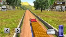 Uphill Gold Transporter Truck Drive - Drive Luxury Trucks Off-Road - Android Gameplay FHD #3