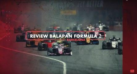 Review Semua Poin Prema di F2 Barcelona Disumbangkan Sean Gelael