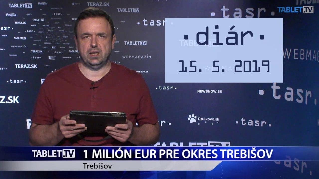 DIÁR: Vláda má výjazdové rokovanie v Trebišove