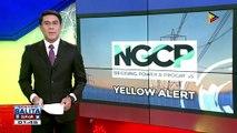 Luzon grid, muling isinailalim sa yellow alert
