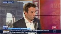 """Pour Florian Philippot, le Rassemblement National est """"entré dans le système"""" et est devenu """"un partenaire de jeu"""" d'Emmanuel Macron"""