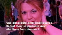 Une candidate incontournable de Secret Story se présente aux élections Européennes avec... Francis Lalanne