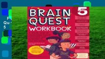 Full version  Brain Quest Workbook: Grade 5 {Complete  | For Kindle | Review | Best Sellers Rank