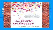 About For Books  The Fourth Trimester: A Postpartum Guide to Healing Your Body, Balancing Your