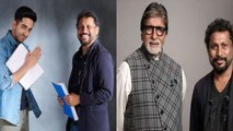 Amitabh Bachchan & Ayushmann Khurrana to Team up for Film Gulabo Sitabo | FilmiBeat
