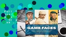 Full E-book  Game Faces: Early Baseball Cards from the Library of Congress  Best Sellers Rank : #3