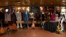 Watch: Kurt Cobain's cardigan and Tupac's poetry up for auction