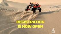 Registration opening - Dakar 2020
