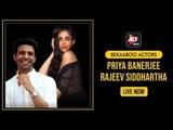ALTBalaji's Bekaaboo actors Priya & Rajeev are LIVE