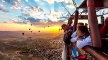 Cappadocia Hot Air Balloon Ride - A Must Visit Travel Destination.