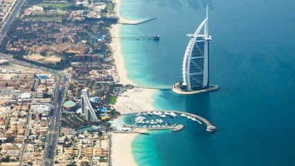 Burj Al Arab: Facts you didn't know !