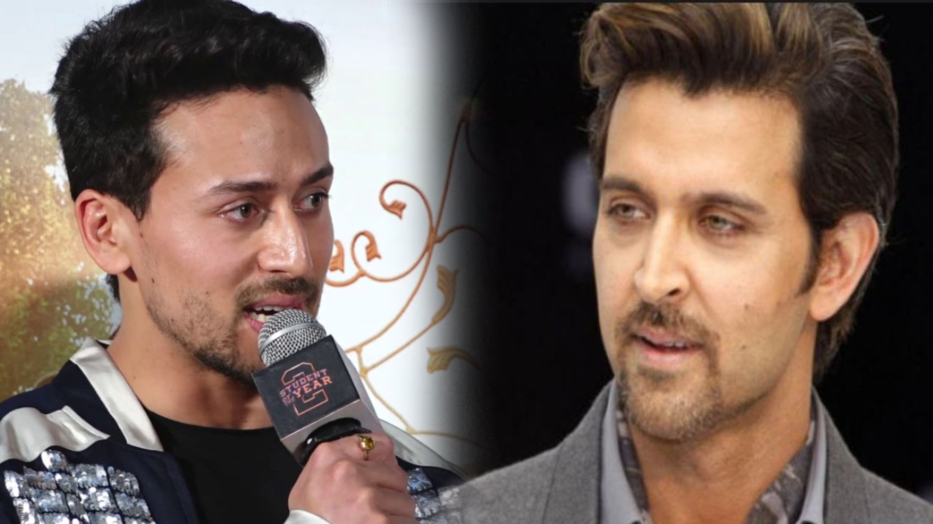 Tiger Shroff praises Hrithik Roshan's acting; Check Out | FilmiBeat